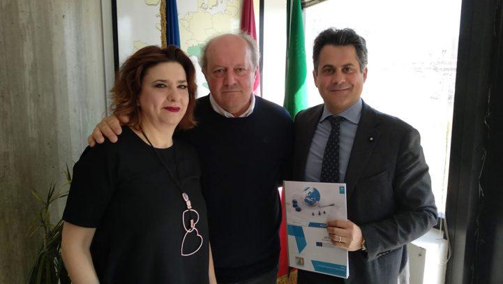 L'Autorità di Gestione e Capitank firmano il Piano d'Azione del progetto INTRA – internazionalizzazione delle PMI regionali